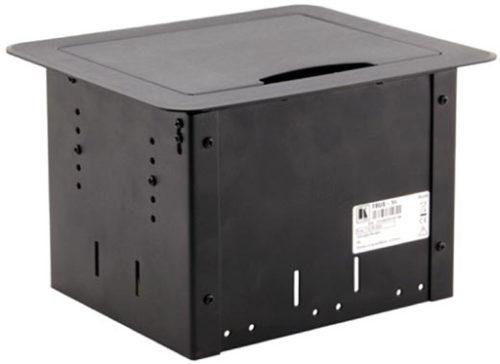 Встраиваемая в мебель установочная коробка Kramer TBUS-1A/DE/220V