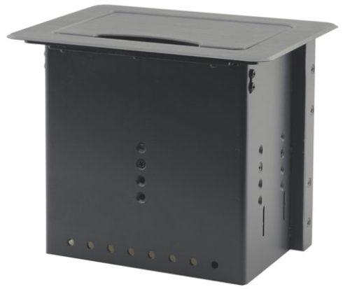 Встраиваемый модуль кабельных подключений с убирающейся крышкой Kramer TBUS-5xl