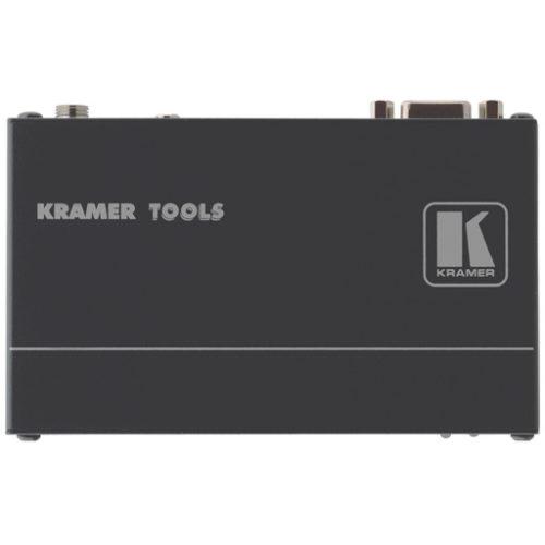 Передатчик сигнала VGA и стереоаудио по кабелю витой пары на расстояние до 250 м Kramer TP-121XL