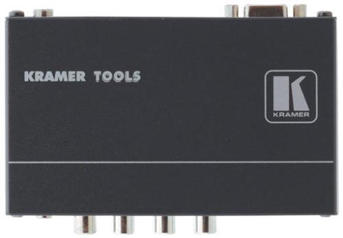 Приемник компонентного видео или VGA и аудио по витой паре Kramer TP-46N