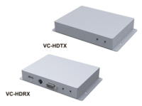 Комплект устройств расширения HDBaseT для камер серии VC. Поддерживает PoE+