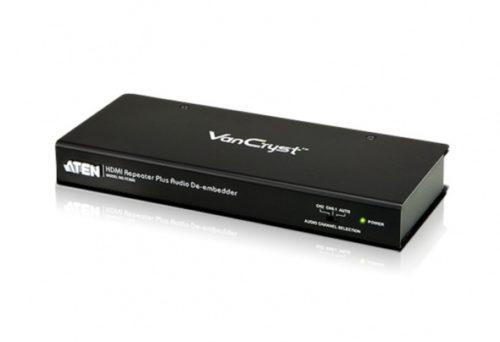 Повторитель HDMI с Аудио деэмбеддером