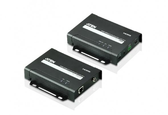 Удлинитель HDMI HDBaseT-Lite с POH (4K@40м)
