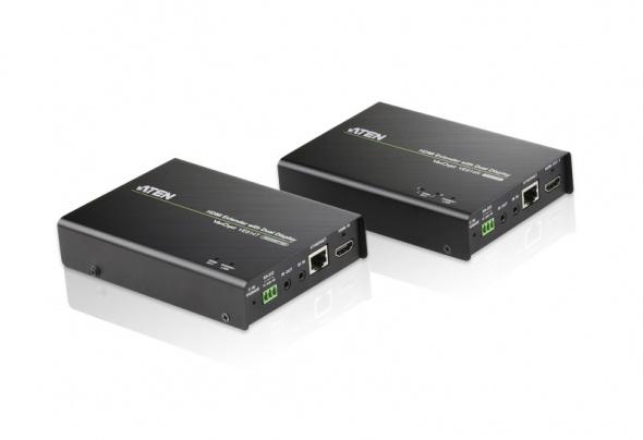 Удлинитель HDMI HDBaseT
