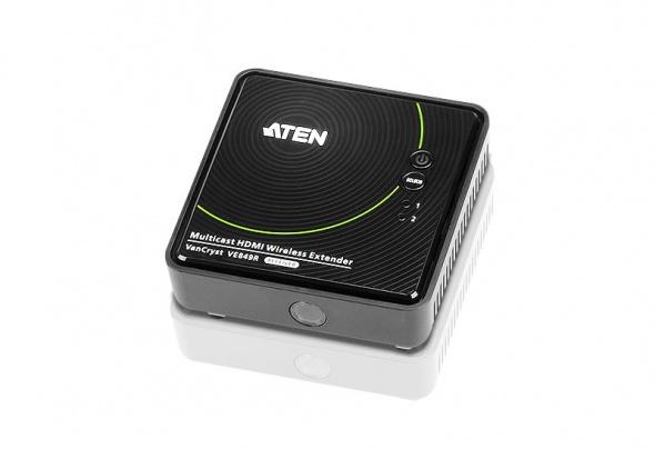Многоадресный беспроводной приемник HDMI (1080р@30м)