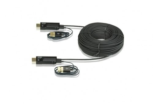 Активный оптический 4K HDMI кабель (100 м)