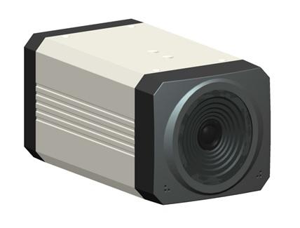 VHD 4K Ultra HD Box Camera