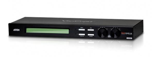 Матричный коммутатор VGA и Аудио 8х8
