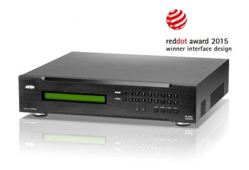 Матричный коммутатор HDMI HDBaseT-Lite 9х9