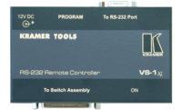 Контроллер для управления коммутаторами Kramer по интерфейсу RS-232 Kramer RC-1XL