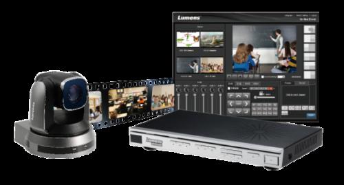 Решение все-в-одном для синхронной записи видео Full HD