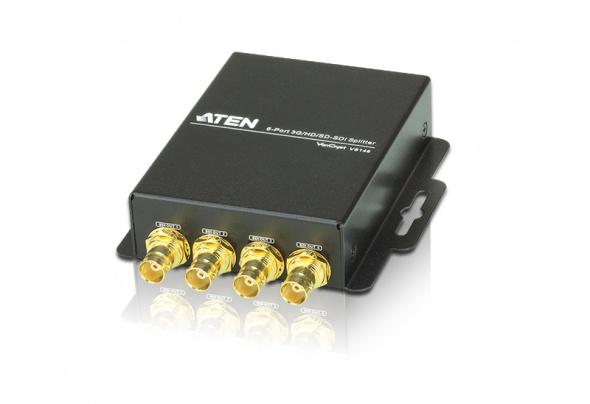 Разветвитель 3G-SDI 6-портовый