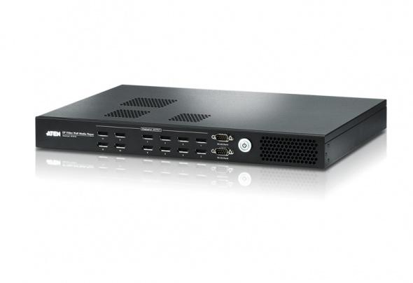 Медиа-проигрыватель DisplayPort для видеостен