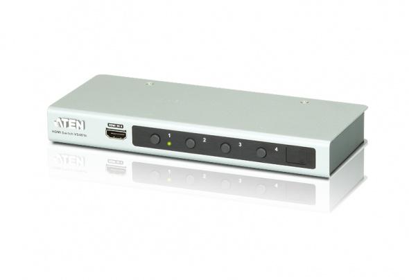 Коммутатор HDMI 4K 4-портовый