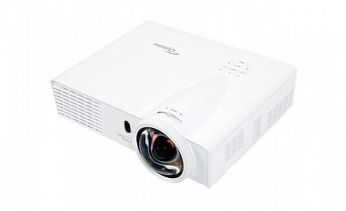 Короткофокусный проектор с яркостью 3200 лм и разрешением WXGA (1280*800)