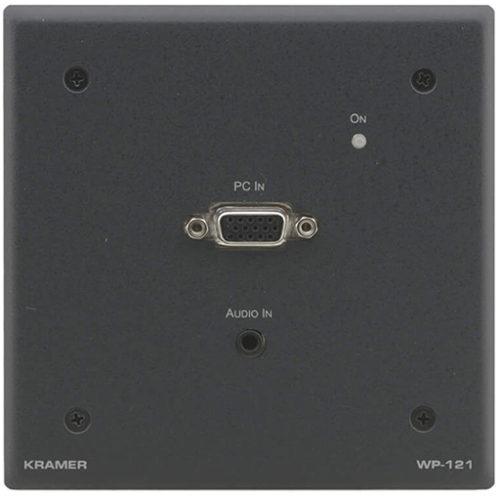 Передатчик компьютерного графического и аудиостерео сигналов по витой паре Kramer WP-121