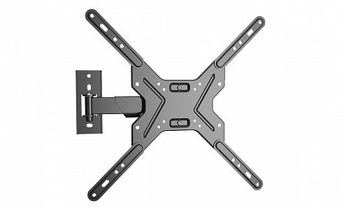 """Универсальное наклонно-поворотное настенное крепление для 26""""-55""""+ LED телевизоров"""