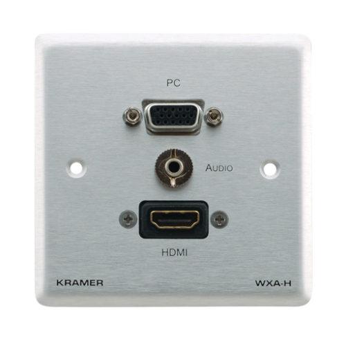 Настенная панель-переходник HDMI (розетка-розетка)