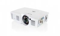 Короткофокусный проектор с разрешением XGA (1024*768)и яркостью 3400 лм