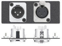 AAPs - Audio - One XLR 3-pin Male to Solder Cups