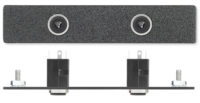 AAPs - Audio - Two 3.5 mm Stereo Mini Jack to Solder Tabs