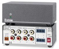 Микшеры и аудиопроцессоры - ASA 204