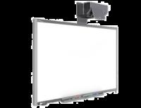 Интерактивная доска 87 со встроенным проектором со встроенным проектором UX80