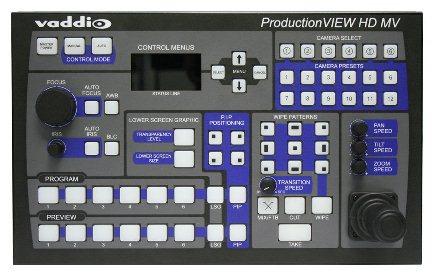 Пульт управления и микширования для аналоговых и цифровых камер / 999-5625-001
