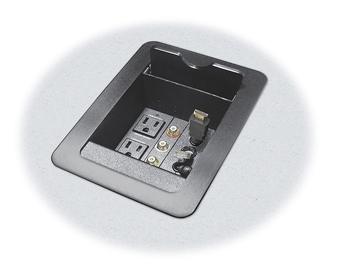 Архитектурные монтажные рамки - Cable Cubby 300S