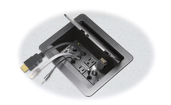 Архитектурные монтажные рамки - Cable Cubby 800