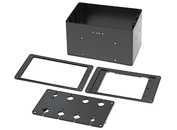 Лючки Cable Cubby Series/2 - Cable Cubby Series/2 Connectivity Bracket Kits