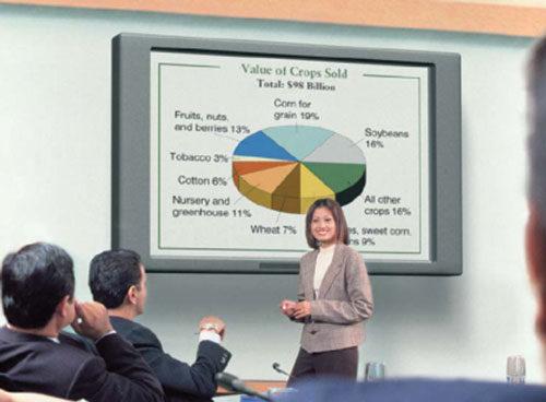 Интерфейс для передачи данных о совещании / электронная версия