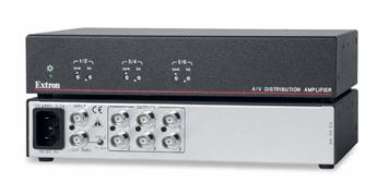 Усилители-распределители для АV - DA 6V EQ