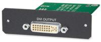 Аксессуары для скалеров и процессоров обработки сигналов - DVI Output Board