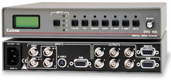 Скалеры для видео - DVS 150
