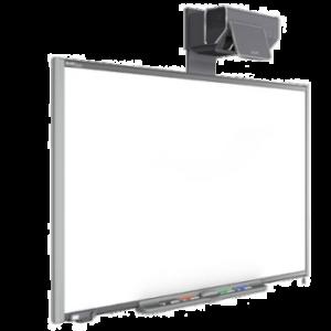 Интерактивная доска 87 со встроенным проектором UX60