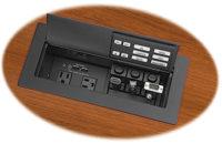 Кнопочные панели eBUS – Cable Cubby - EBP 1200C