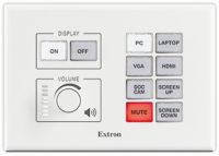 Кнопочные панели eBUS - размер US-Gang - EBP 200