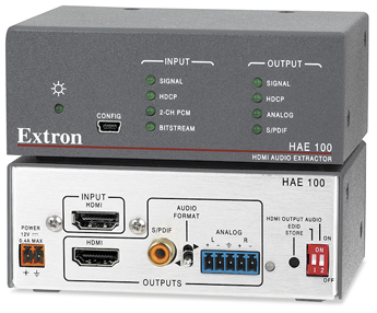 Микшеры и аудиопроцессоры - HAE 100