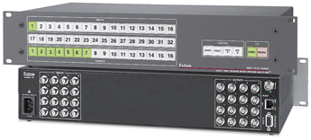 SDI/HD-SDI - HDXP Plus 1616