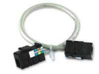 Лючки поверхностного доступа серии Hideaway (HSA) - HSA RJ-11 Cable Kit