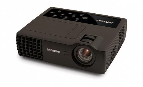 Легкий и компактный проектор с яркостью 2400 лм и разрешением WXGA (1280*800)
