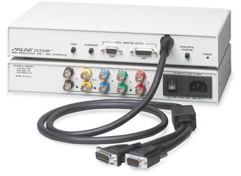 Интерфейсы компьютерного видео - IN2022HR