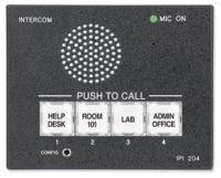 IP Intercom - IPI 204 AAP