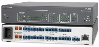 Процессоры управления IP Link - IPL  500