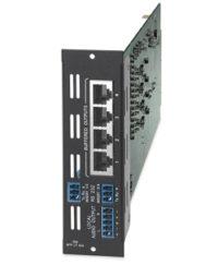 Аксессуары к матричным коммутаторам - ISM MTP UT 4DA