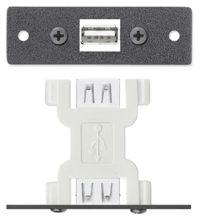 AAPs / MAAPs - One USB A Female to Female Barrel