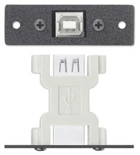 AAPs / MAAPs - One USB B Female to USB A Female Adapter