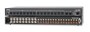 AV Matrix Switchers - Линейка MAV AV RCA