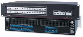 AV Matrix Switchers - MAV Plus 168 A